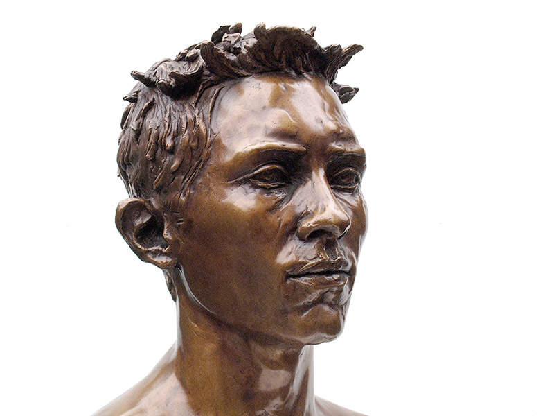 Chris - Sculpture