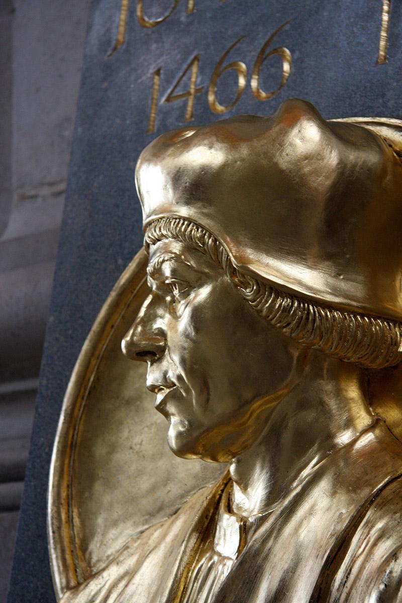 Dean Colet – St Paul's Cathedral - Sculpture
