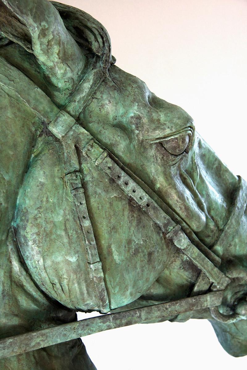 Equus II - Sculpture