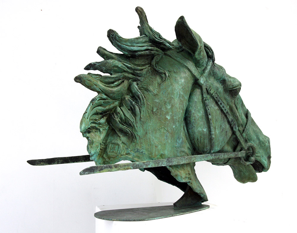 Equus II - Sculpture