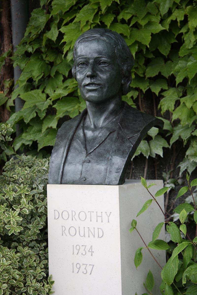 Wimbledon Champions - Sculpture