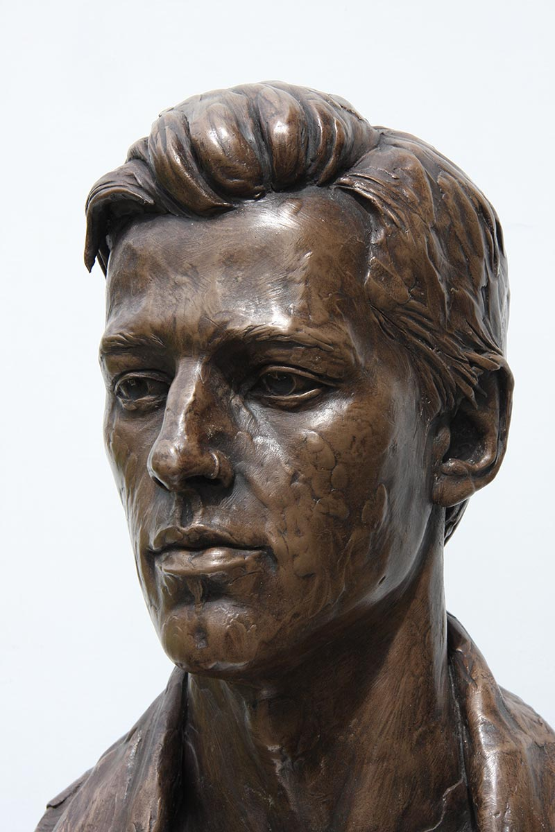 Aron - Sculpture