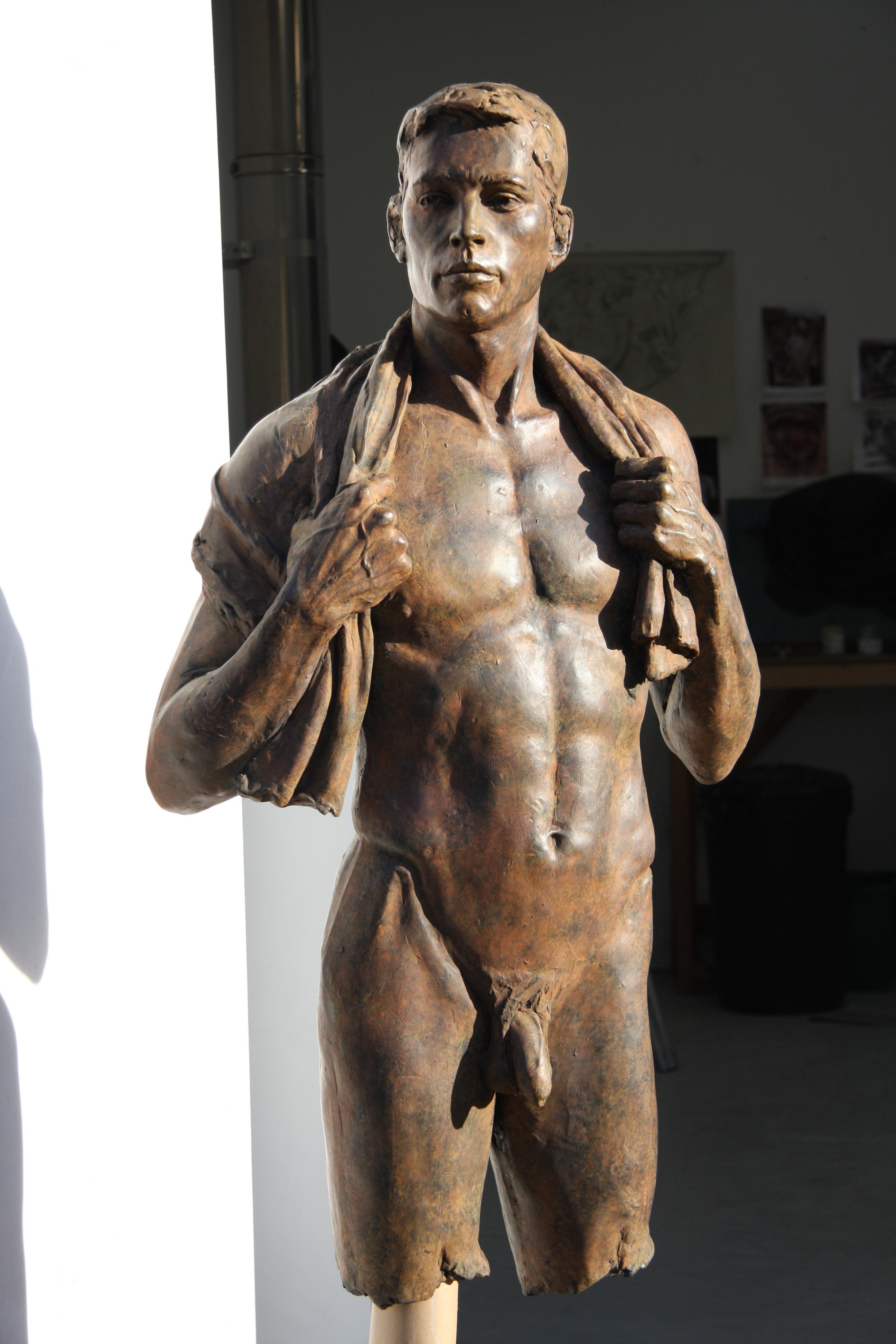 Aron's Torso - Sculpture