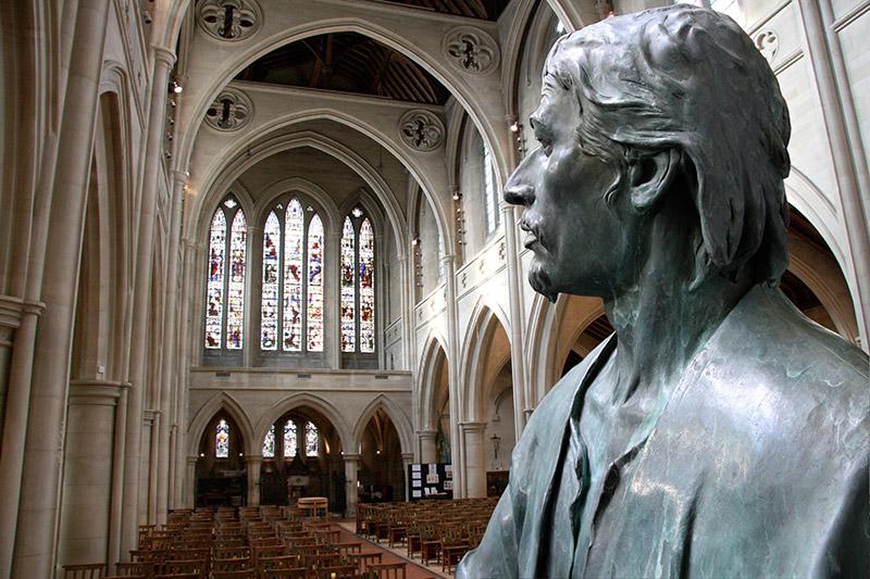 St Matthew - Sculpture